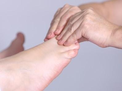 voetmassage sinneflecht britswert
